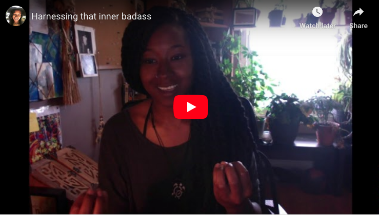 Harnessing Your Inner Badass